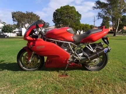 Ducati SS1000DS Newcastle Newcastle Area Preview