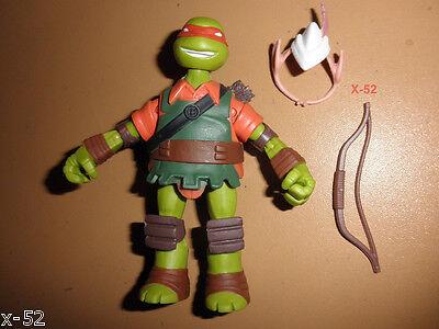 TMNT figure LARP MIKEY elf Robin Hood toy TEENAGE MUTANT NINJA TURTLES archer