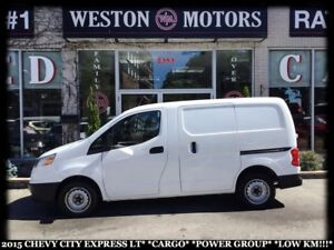 2015 Chevrolet Express CITY EXPRESS*LT*POWER GROUP*LOW KM!!!
