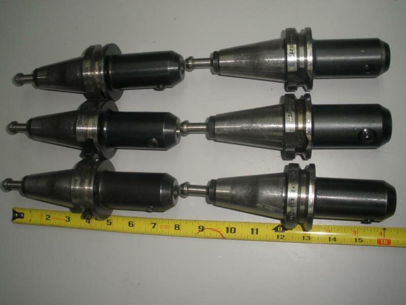 Lot of 6 TECNARA 240-304-4 Tool Holder