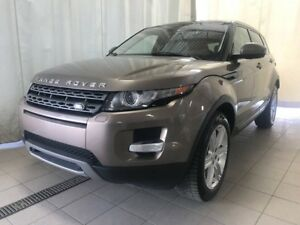 2015 Land Rover Range Rover Evoque Pure Plus 2.0T LEATHER SEATS