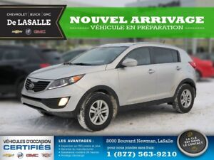 2013 Kia Sportage LX FWD Like New, Owned Once, No Stories..!