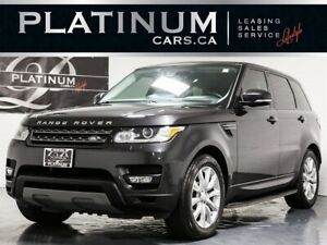 2014 Land Rover Range Rover Sport SUPERCHARGED, 7 PASS