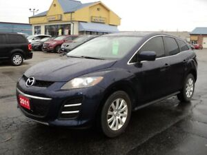 2011 Mazda CX-7 GX 2.5L LeatherHeatedSeats MoonRoof