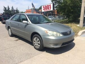 2006 Toyota Camry 4G,AUTO,4DR,SHIPPER'S SPECIAL,253K,$3400
