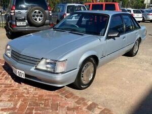 1985 Holden Calais VK Silver 3 Speed Automatic Sedan