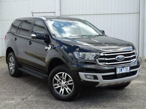 2020 Ford Everest UA II 2020.75MY Trend Black 6 Speed Sports Automatic SUV Bundoora Banyule Area Preview