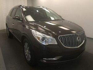 2017 Buick Enclave Leather AWD, 7 PASSENGER, HEATED/COOLED LE...
