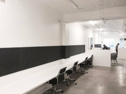 Creative Co-working Warehouse Office Space in  Surry Hills