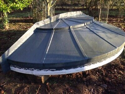 Bay Window Canopy Or Rain Shelter