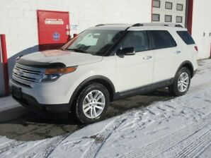 2012 Ford Explorer XLT ~ 101,000km ~ Heated seats ~ $19,999