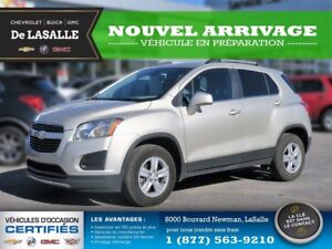 2015 Chevrolet Trax 1LT AWD One Owner,No Accident, Like New..!