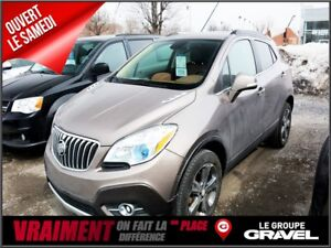 2014 Buick Encore Leather ** GPS - TOIT OUVRANT - CUIR **