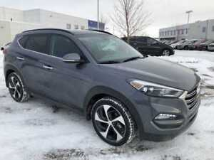 2016 Hyundai Tucson Ultimate 1.6T AWD- Leather, Turbo