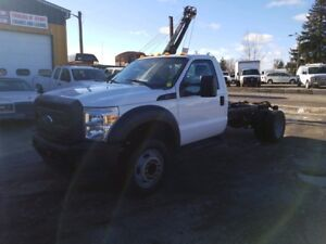 2013 Ford F-550 Chassis XL