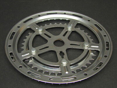 """NOS by Morgal Bicycle One Piece Crank  Chain  Guard 9-1//2/"""" Dia"""