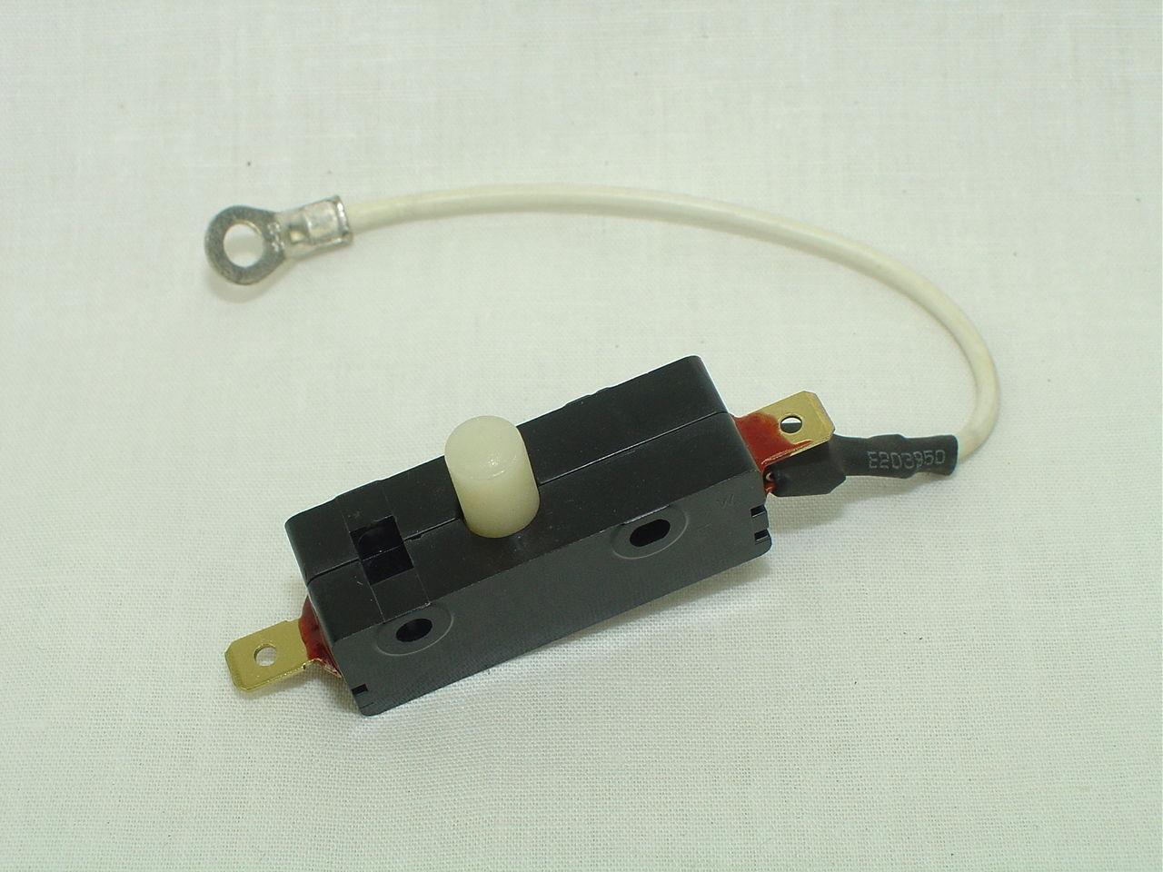 1967 Camaro RS Headlight Limit Switch Show Quality