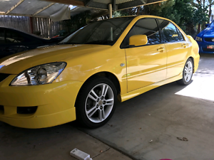 04 vrx lancer manual Amberley Ipswich City Preview