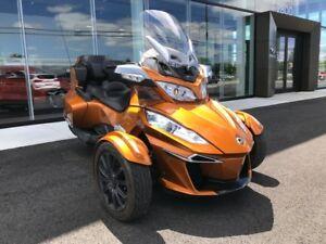2014 Can-Am Spyder RT-S SEMI AUTO A L'ETAT NEUF