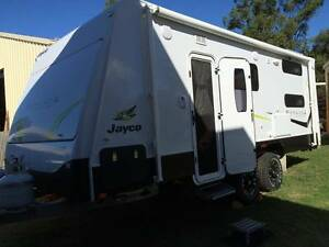 2014 Jayco Outback Expanda with two bunks & slide out club lounge Palmview Maroochydore Area Preview