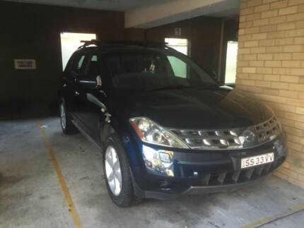 2006 Nissan Murano Ti 4WD URGENT SALE 6months Registration Merrylands Parramatta Area Preview