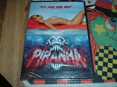 Happy Halloween Horror Movie (PIRANHA DVD NEW HORROR HAPPY HALLOWEEN GLOBAL)