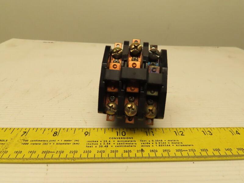 Furnas 41NB30AFM 600V 3Hp 7.5Ph Magnetic Contactor