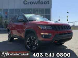 """2018 Jeep Compass TRAILHAWK """"FULLY LOADED!!"""" 4X4"""