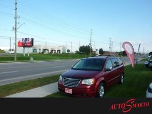 2010 Chrysler Town & Country Touring,STOW & GO,LOW MILEAGE