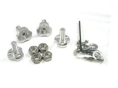 Small Parts CNC Sunnysky X22 X2208, X2212, & X2216 Aluminum Prop Adapters