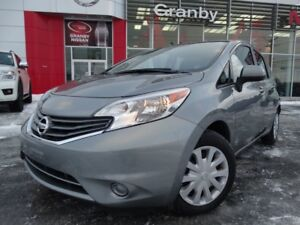 2014 Nissan Versa Note SV/BLUETOOTH/AUTOMATIQUE/CRUISE CONTROL