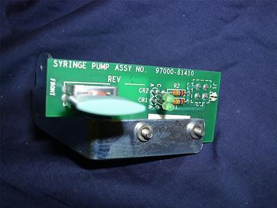 Thermo Finnigan Syringe Pump Board Used 97000-61410