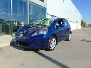 2013 Honda Fit LX AC BAS KM AC CRUISE MANUAL LOW KM