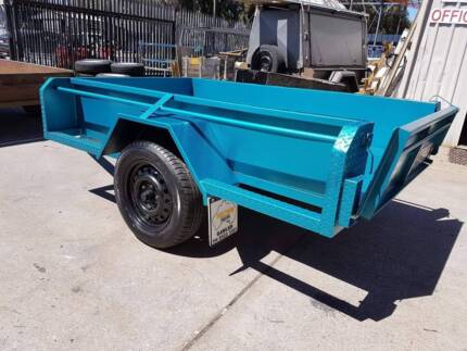 7X4 HEAVY DUTY BOX TRAILER Adelaide CBD Adelaide City Preview