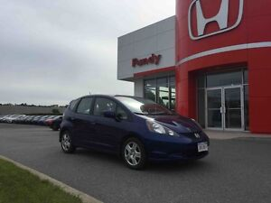 2013 Honda Fit LX CRUISE, BLUETOOTH, ONLY 63,000KMS