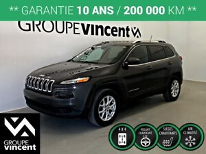2015 Jeep Cherokee NORTH AWD ** GARANTIE 10 ANS **