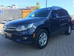 2015 Volkswagen Tiguan SPECIAL OF THE WEEK!!! ACCIDENT FREE!!!
