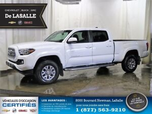 2016 Toyota Tacoma SR5 4WD Virtually New..!