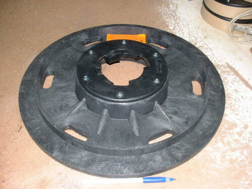 "16"" Mighty Lock Pad drivers for most 17""  floor buffers"