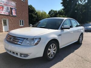 2009 Ford Taurus SEL/NO ACCIDENT/CERTIFIED/WARRANTY INCLUDED