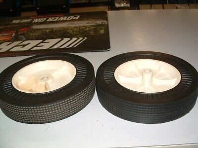 734-0719 MTD NOS OEM SET OF 2 WHEELS