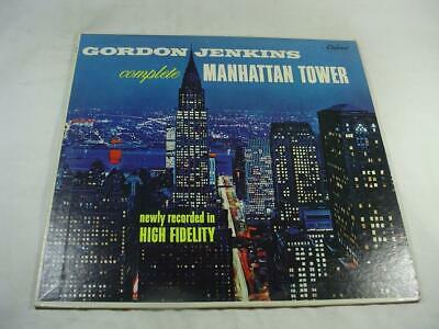 - Gordon Jenkins Complete Manhattan Tower - Capitol Records T-766 Mono