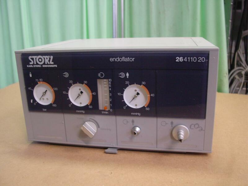 Karl Storz Endoskope  Endoflator Model 264110 20 26411020