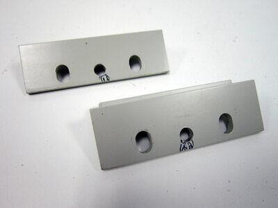 Set Hp 3.5 2u Rack Mount Shiny Medium Grey Test Equipment Wear