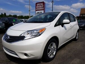 2014 Nissan Versa Note 1.6 SV CLEAN CAR PROOF !!  ONE OWNER !!