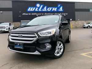 2018 Ford Escape SEL 4WD - ONLY 8,000km! Leather, Navigation, Su