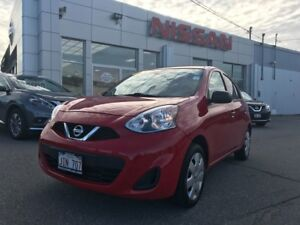 2015 Nissan Micra S   $64 BI WEEKLY A small car with a surprisin