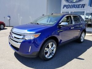 2014 Ford Edge Limited AWD CUIR TOIT PANORAMIQUE