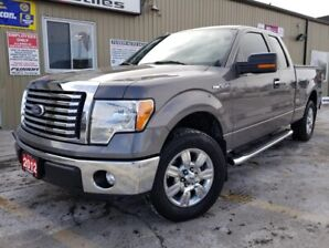 2012 Ford F-150 XLT-XTR PACKAGE-LOW KM-6.5 FT BOX-6 PASSENGER