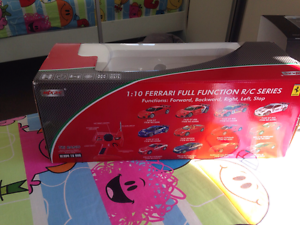 Ferrari full function R/C series brand new Holroyd Parramatta Area Preview